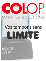 tampons colop