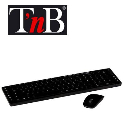 tnb pack clavier souris sans fil. Black Bedroom Furniture Sets. Home Design Ideas