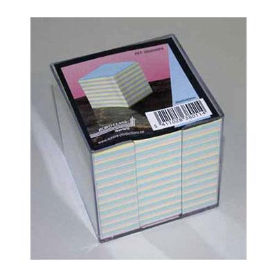 aurora bloc cube couleur en boitier plastique. Black Bedroom Furniture Sets. Home Design Ideas