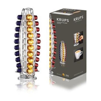 Krups support pivotant 40 capsules nespresso - Support mural capsules nespresso ...
